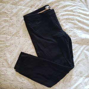 Ultra Skinny Black Pants